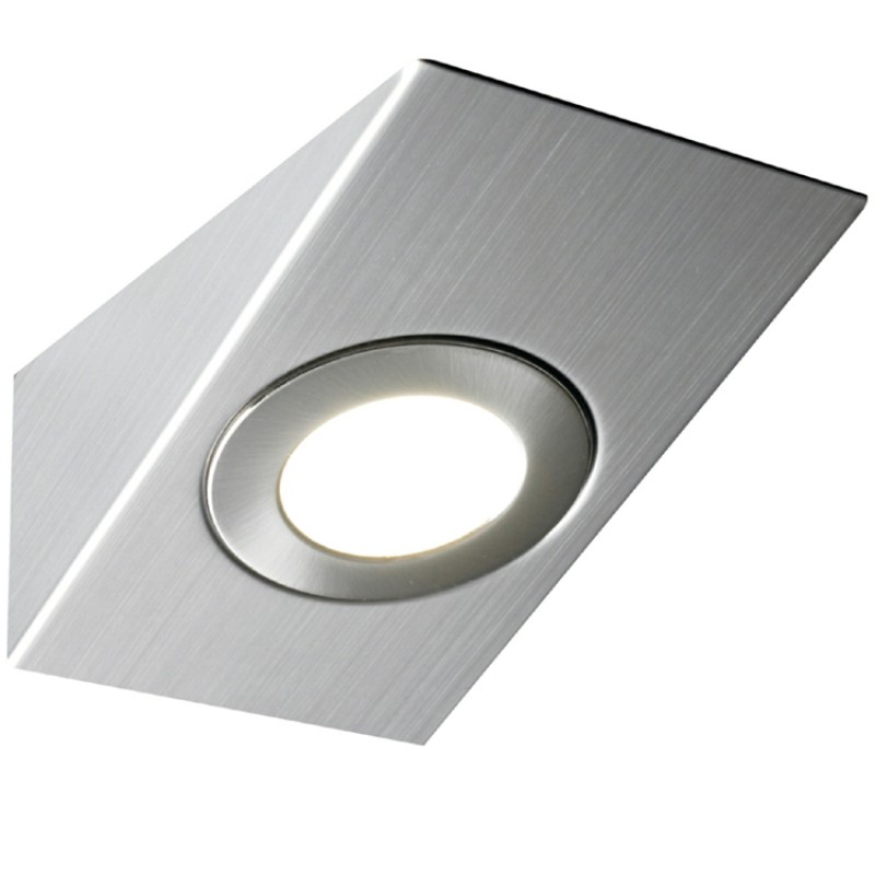 Under Cabinet Wedge Light in Warm White 3200K