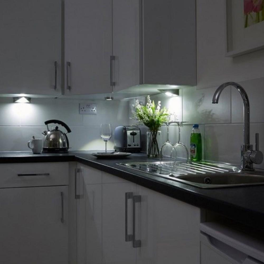 under kitchen cabinet led lighting